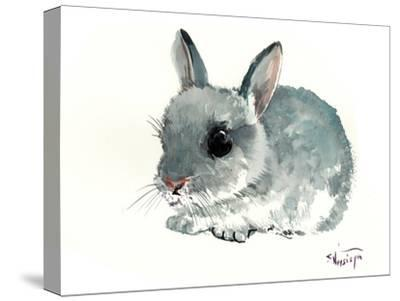 Bunny 5-Suren Nersisyan-Stretched Canvas Print