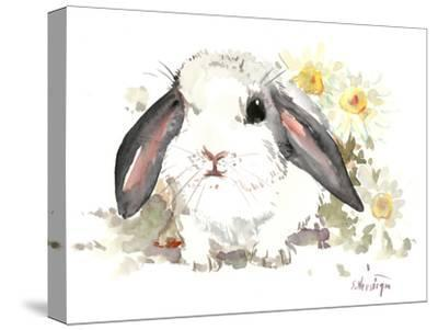 Bunny 7-Suren Nersisyan-Stretched Canvas Print