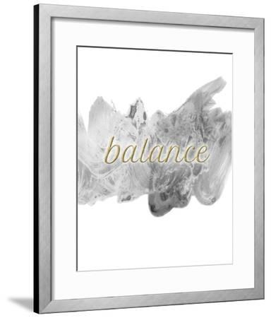 Balance-Lottie Fontaine-Framed Giclee Print