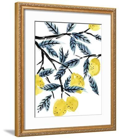 The Lemon Tree's Gift-Kristine Hegre-Framed Giclee Print