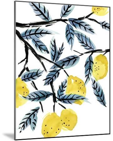 The Lemon Tree's Gift-Kristine Hegre-Mounted Giclee Print