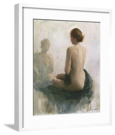 Mimic Me-Michael Alford-Framed Giclee Print