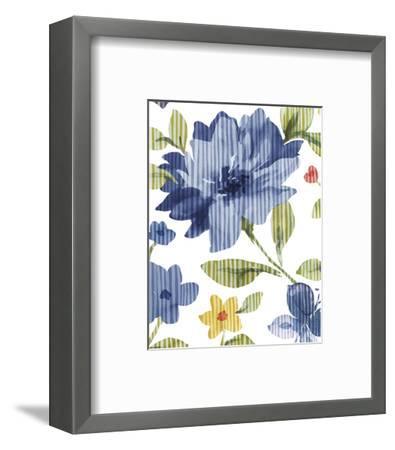 In the Groove I-Sandra Jacobs-Framed Art Print