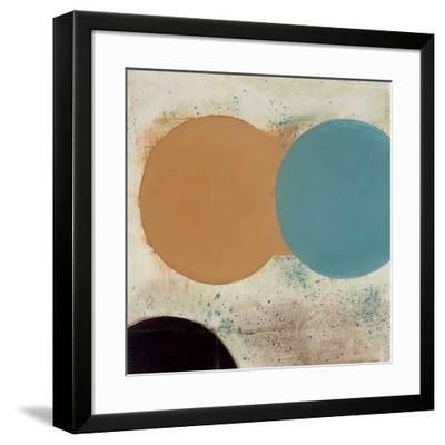 Terra Circles I-David Skinner-Framed Art Print