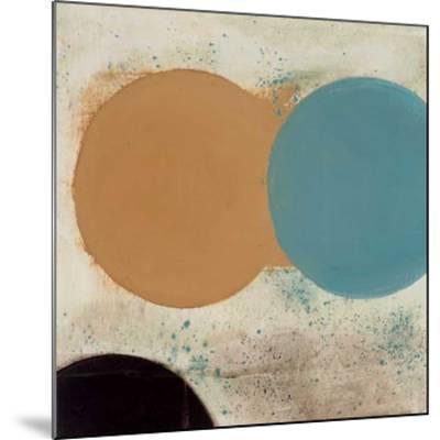 Terra Circles I-David Skinner-Mounted Art Print