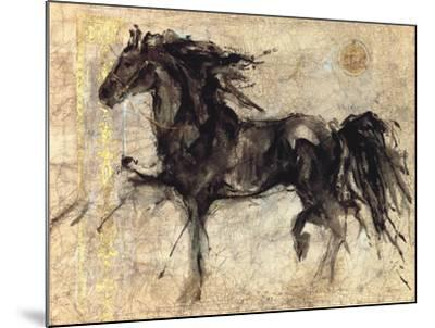 Lepa Zena-Marta Gottfried-Mounted Art Print