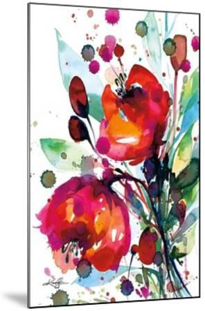 Floral Dream I-Kathy Morton Stanion-Mounted Art Print
