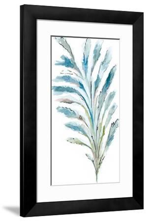 Reach II-Corrie Golden-Framed Art Print