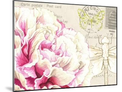 Carnation-Elizabeth Hellman-Mounted Art Print