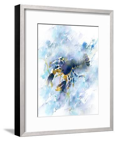 Lobster-Rachel McNaughton-Framed Art Print