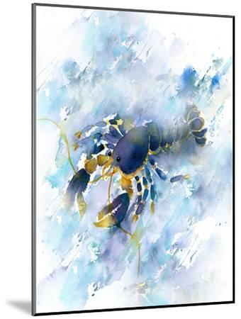 Lobster-Rachel McNaughton-Mounted Art Print