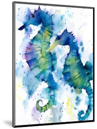 Seahorses-Rachel McNaughton-Mounted Art Print