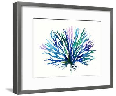 Coral 1-Rachel McNaughton-Framed Art Print
