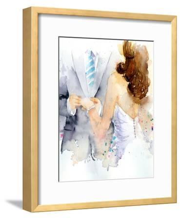 With This Ring-Rachel McNaughton-Framed Art Print
