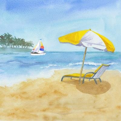 Lazy Days-Rachel McNaughton-Framed Art Print