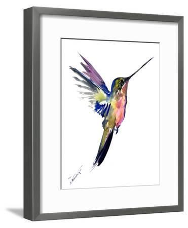 Hummingbird 4-Suren Nersisyan-Framed Art Print