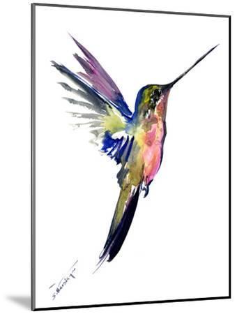 Hummingbird 4-Suren Nersisyan-Mounted Art Print