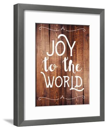 World Joy-Jelena Matic-Framed Art Print