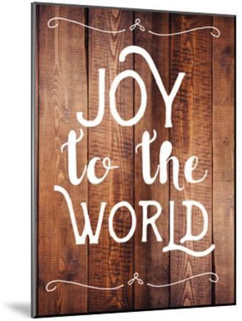 World Joy-Jelena Matic-Mounted Art Print
