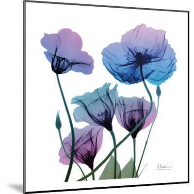Radiant Bloom 1-Albert Koetsier-Mounted Art Print