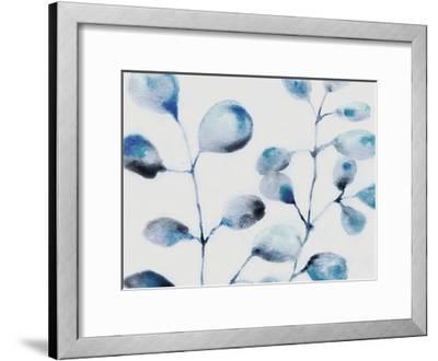 Blue Branches-Boho Hue Studio-Framed Art Print