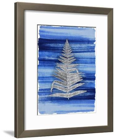 Brushstrokes 6-Kimberly Allen-Framed Art Print