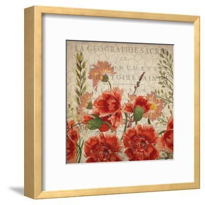 Springtime Blooms-Kimberly Allen-Framed Art Print