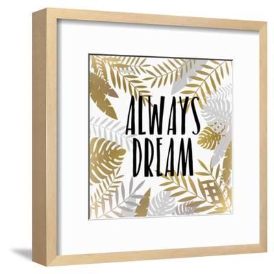 Stay Wild 4-Kimberly Allen-Framed Art Print
