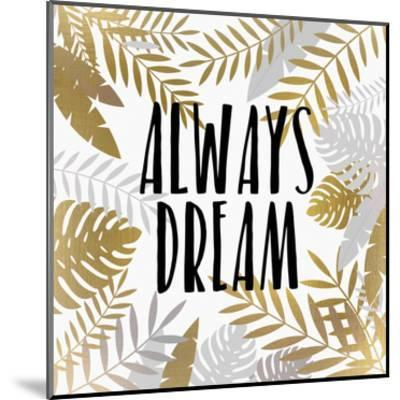 Stay Wild 4-Kimberly Allen-Mounted Art Print