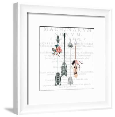 Free Spirit 3-Kimberly Allen-Framed Art Print