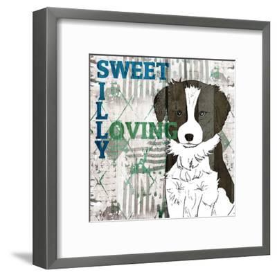 Companion 3-Kimberly Allen-Framed Art Print
