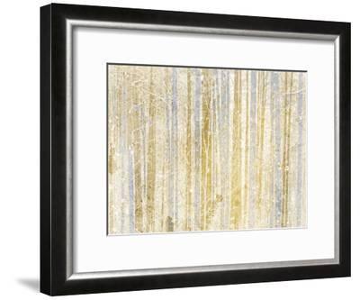 Gilded Forest-Kimberly Allen-Framed Art Print