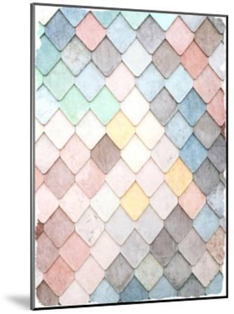 Tiled 2-Kimberly Allen-Mounted Art Print