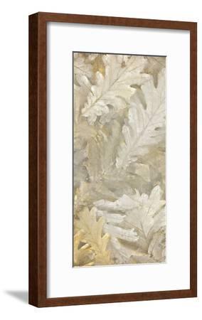 Natural Leaves 2-Kimberly Allen-Framed Art Print