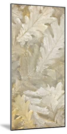 Natural Leaves 2-Kimberly Allen-Mounted Art Print
