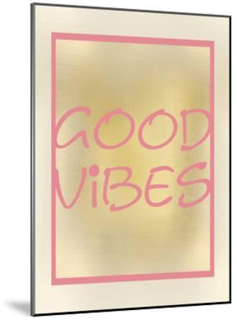 Good Vibes-Kimberly Allen-Mounted Art Print