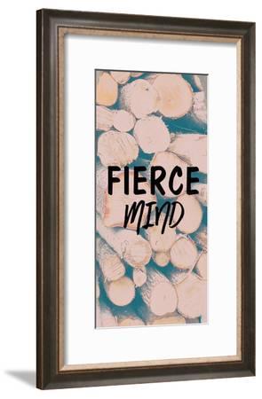 Fierce Mind-Kimberly Allen-Framed Art Print