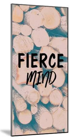 Fierce Mind-Kimberly Allen-Mounted Art Print