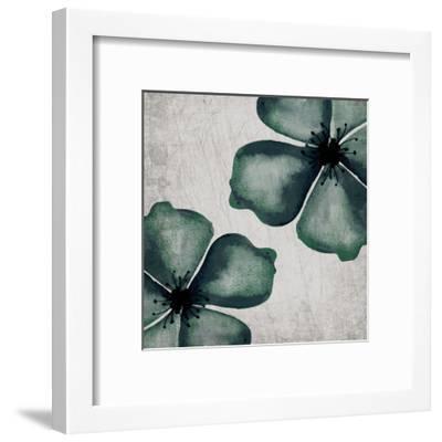 Hints of Emerald 2-Kimberly Allen-Framed Art Print