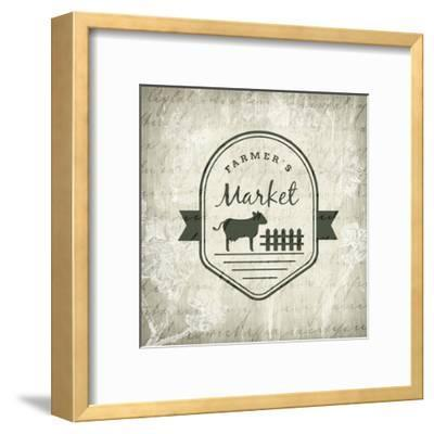 Market 1-Kimberly Allen-Framed Art Print