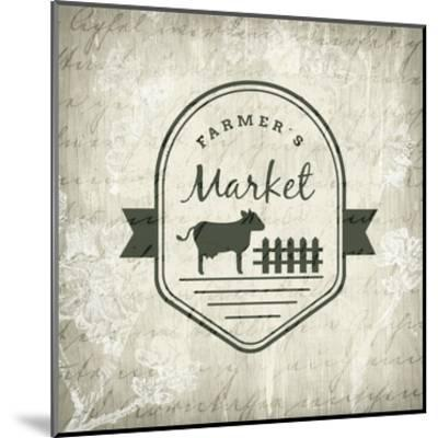 Market 1-Kimberly Allen-Mounted Art Print