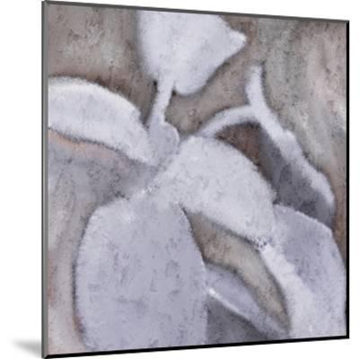 Sage Leaves 1-Kimberly Allen-Mounted Art Print