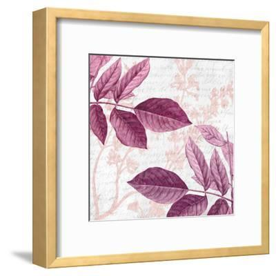 Jeweled Branches 2-Kimberly Allen-Framed Art Print