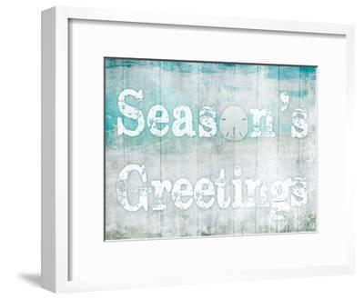 Seasons Greetings-Marcus Prime-Framed Art Print