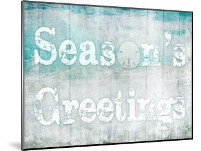 Seasons Greetings-Marcus Prime-Mounted Art Print