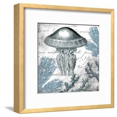 Under the Sea 3-Kimberly Allen-Framed Art Print