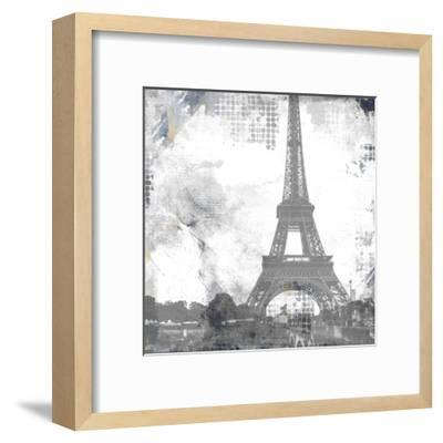 Places to Go 1-Kimberly Allen-Framed Art Print