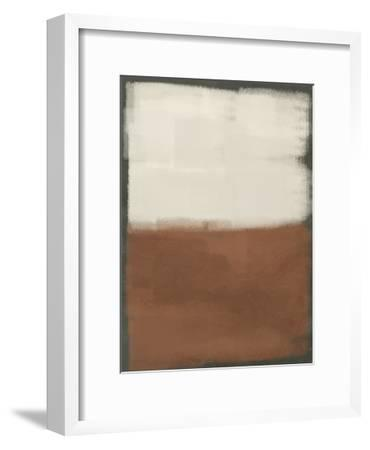 Abstract Burst 2-Marcus Prime-Framed Art Print