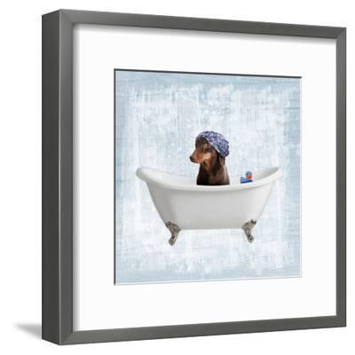Bath Giggles 3-Marcus Prime-Framed Art Print