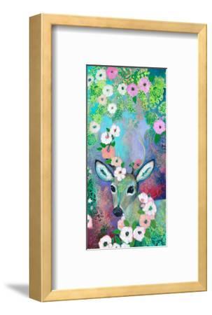 Forest Prince-Jennifer Lommers-Framed Art Print